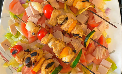 Irresistible Chicken Skewers