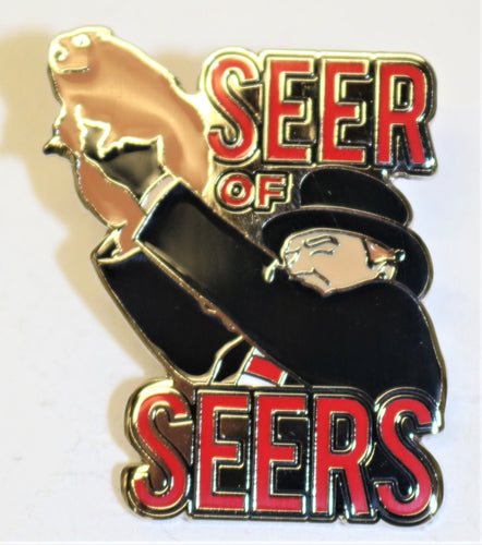 Seer of Seers Pin
