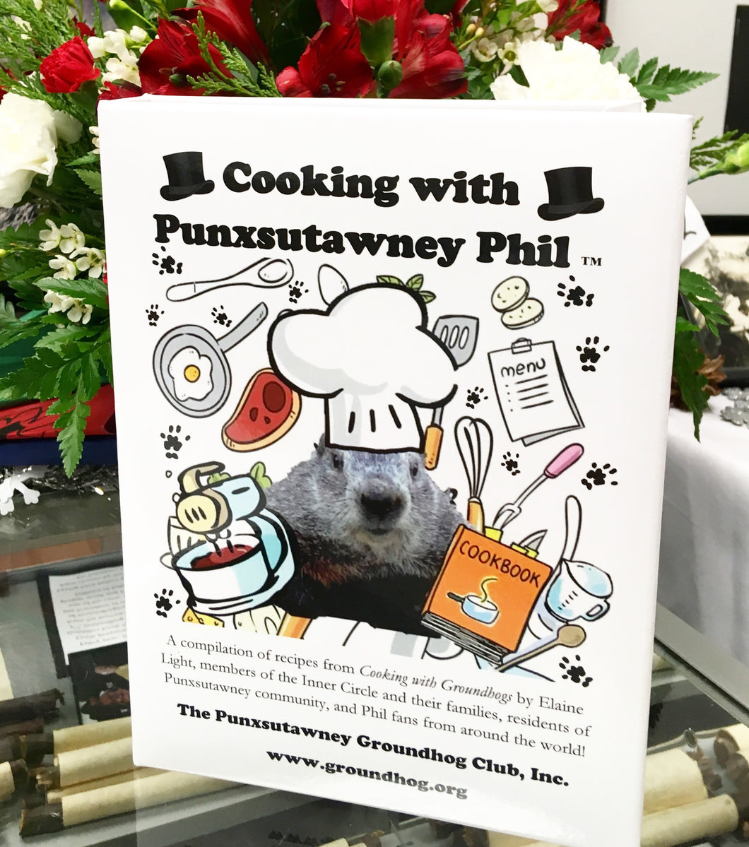 Cooking with Phil Cookbook