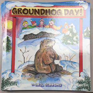 Groundhog Day! Book