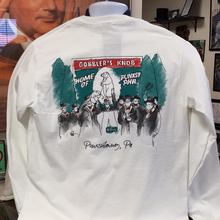 Load image into Gallery viewer, Groundhog Day Watercolor Long Sleeve
