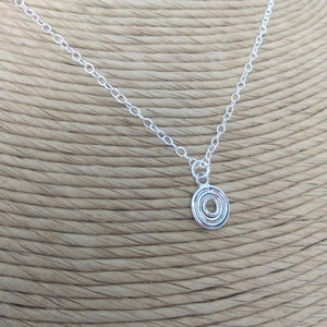 Inca Circle Necklace