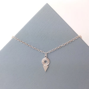 Inca Triangle Necklace