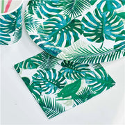 Tropical Paper Cups - Pack of 8 - Tropical Fiesta