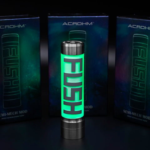Acrohm Fush Semi-mechanical mod
