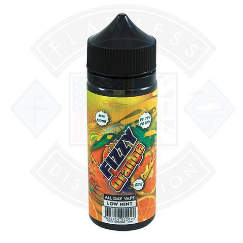 Fizzy - Orange 100ml