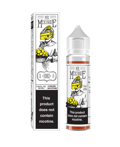 Mr Meringue by Charlie's Chalk Dust 50ml - VapeShackUk