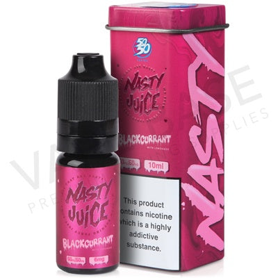 Nasty Juice 50/50 - Wicked Haze - VapeShackUk