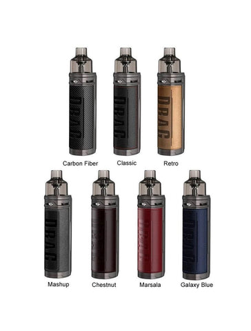 VooPoo Drag X Pod kit (18650)