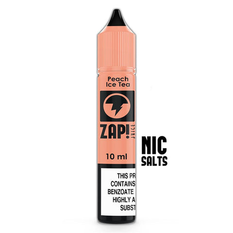 ZAP! Juice - Peach Ice Tea 10ml
