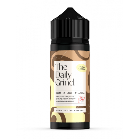 The Daily Grind - Vanilla Iced Coffee 100ml