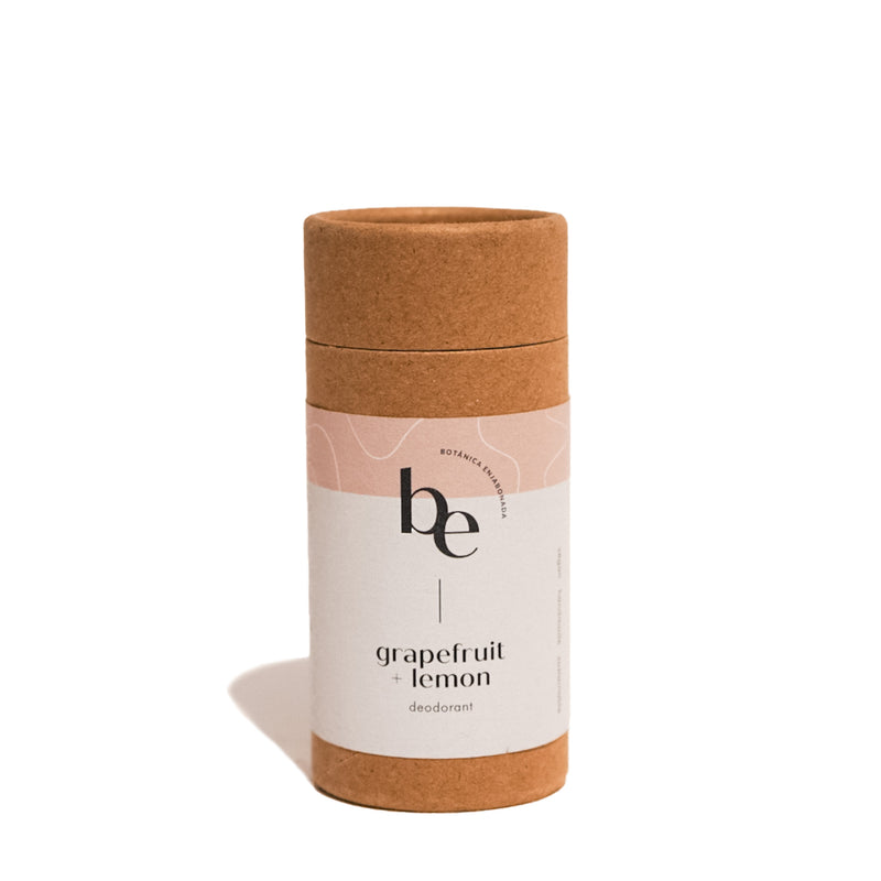 Grapefruit + Lemon Deodorant