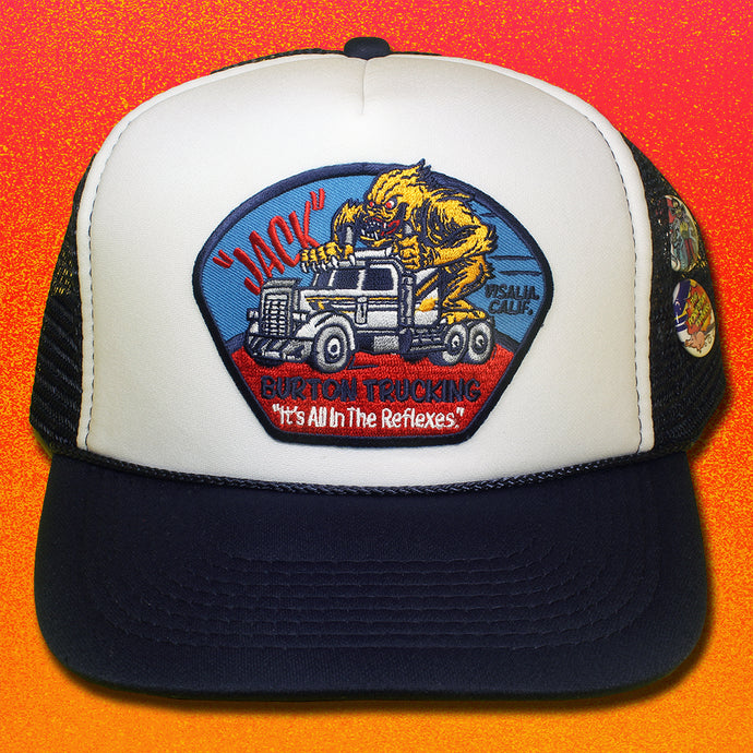 Burton Trucking Hat