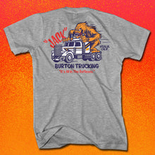Load image into Gallery viewer, Burton Trucking Heather Grey