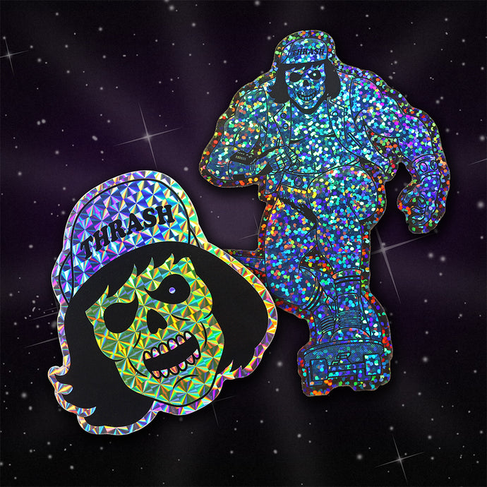 Cosmic Sticker Set