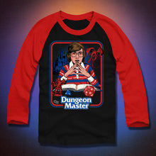 Load image into Gallery viewer, Dungeon Master Baseball Tee