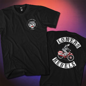 Loners & Rebels Tee