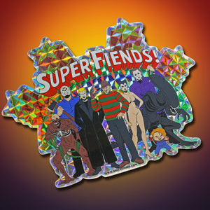 Super Fiends Charcoal Tee