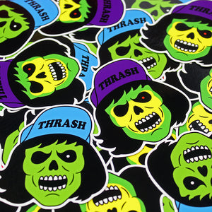 Evil Disguise Stickers