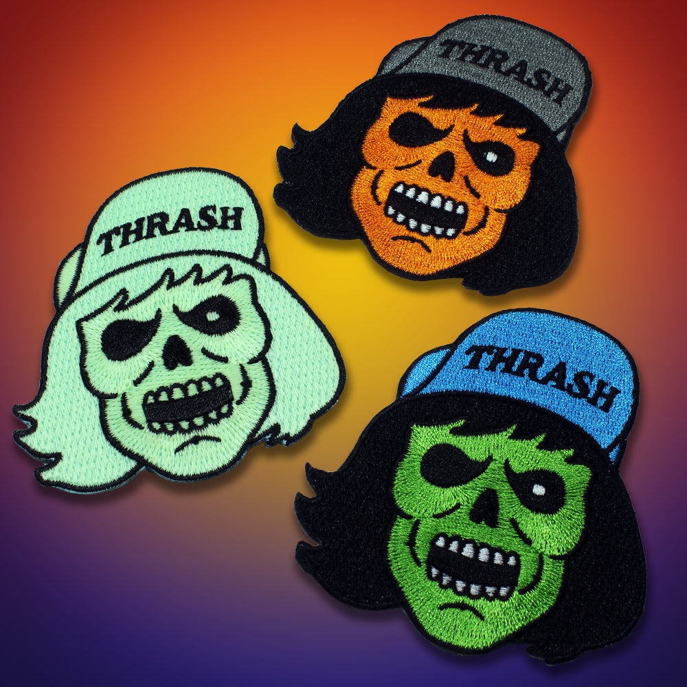 Thrashor Patch Pack