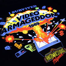 Load image into Gallery viewer, Video Armageddon Tee
