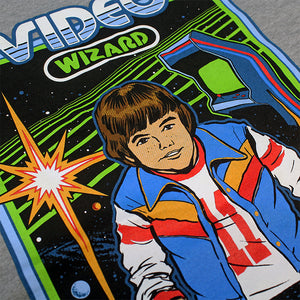 Video Wizard Tee