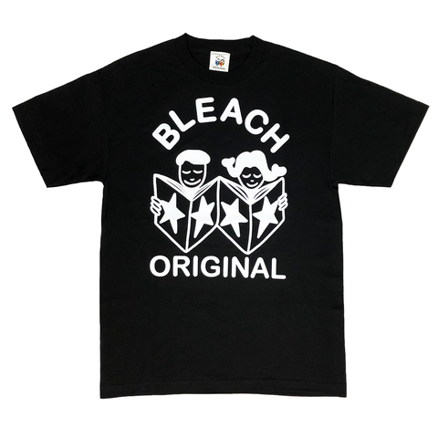 Bleach Original T-Shirt - Black/White