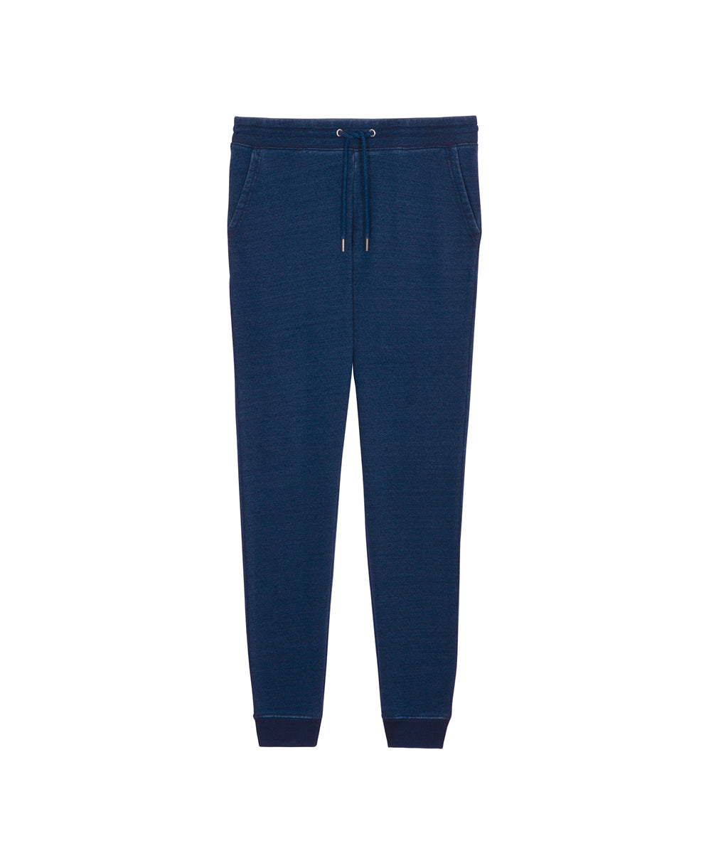 "Blaue denim Jogginghose ""Cozy"""