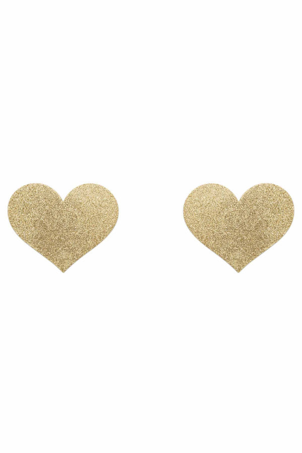 Bijoux Indiscrets Flash Heart Pasties