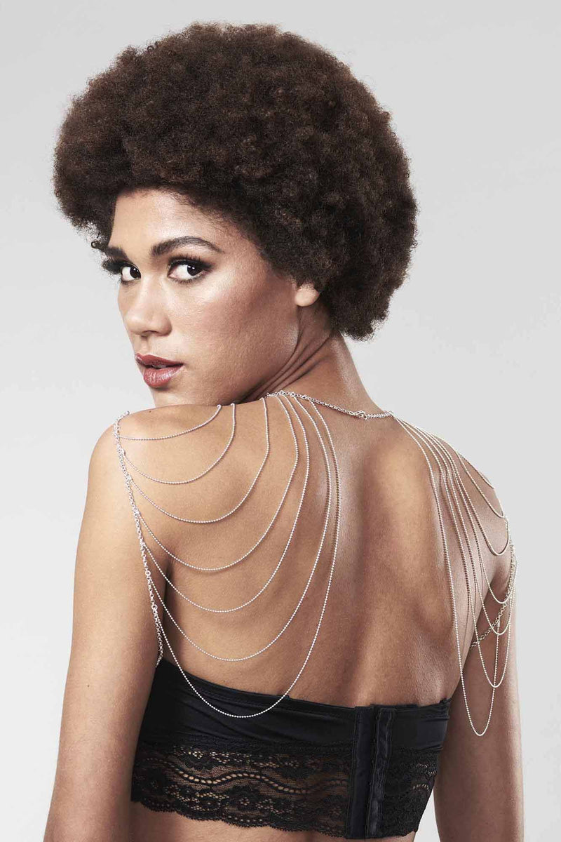 Bijoux Indiscrets Magnifique Shoulders and Back Jewelry