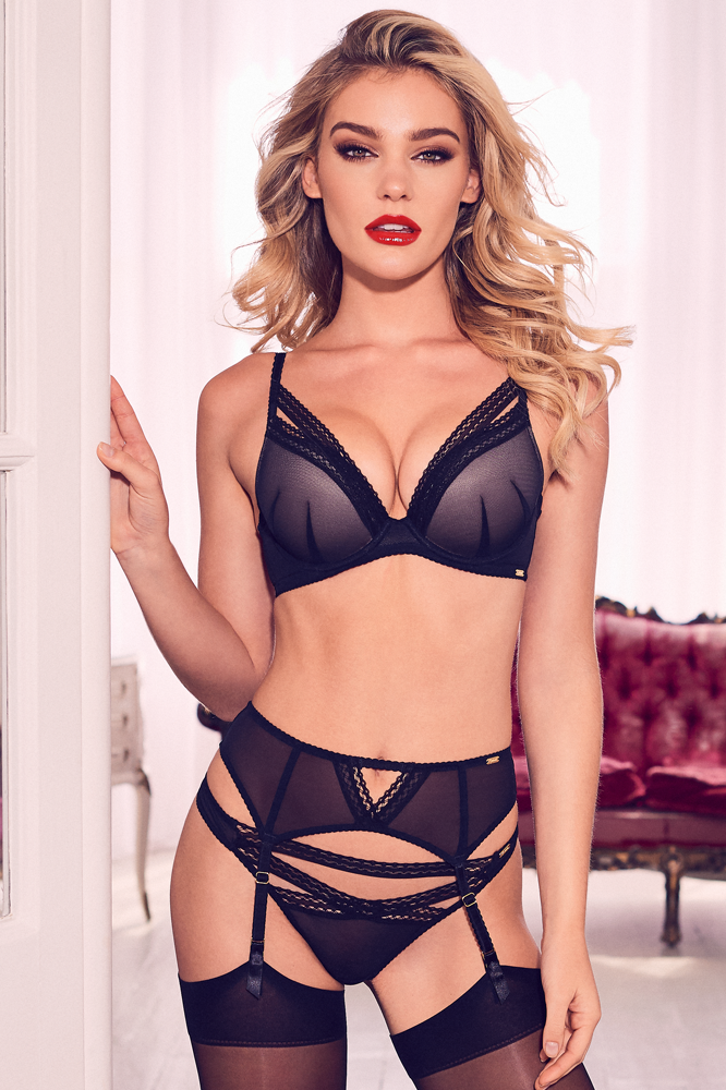 Gossard - Sheer Seduction Suspender