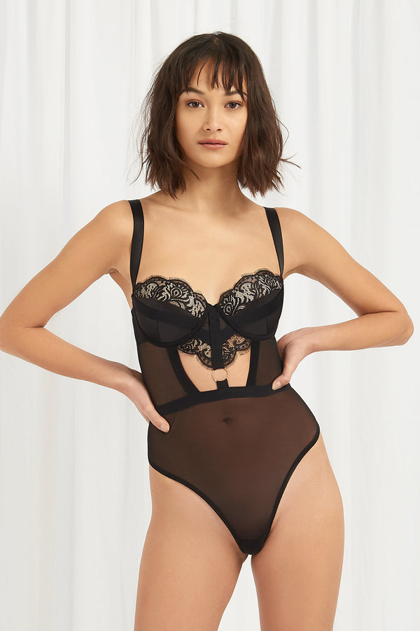 Bluebella Elisabetta Wired Bodysuit