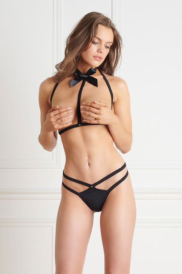 Maison Close Le Petit Secret Harness and String Set