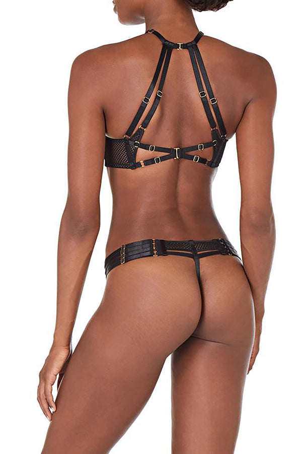 Bordelle - Grid Thong