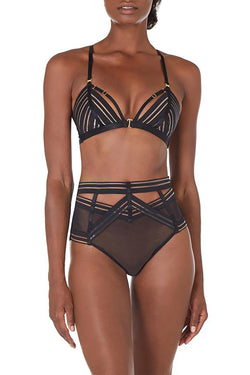 Bordelle Otto High Waist Brief