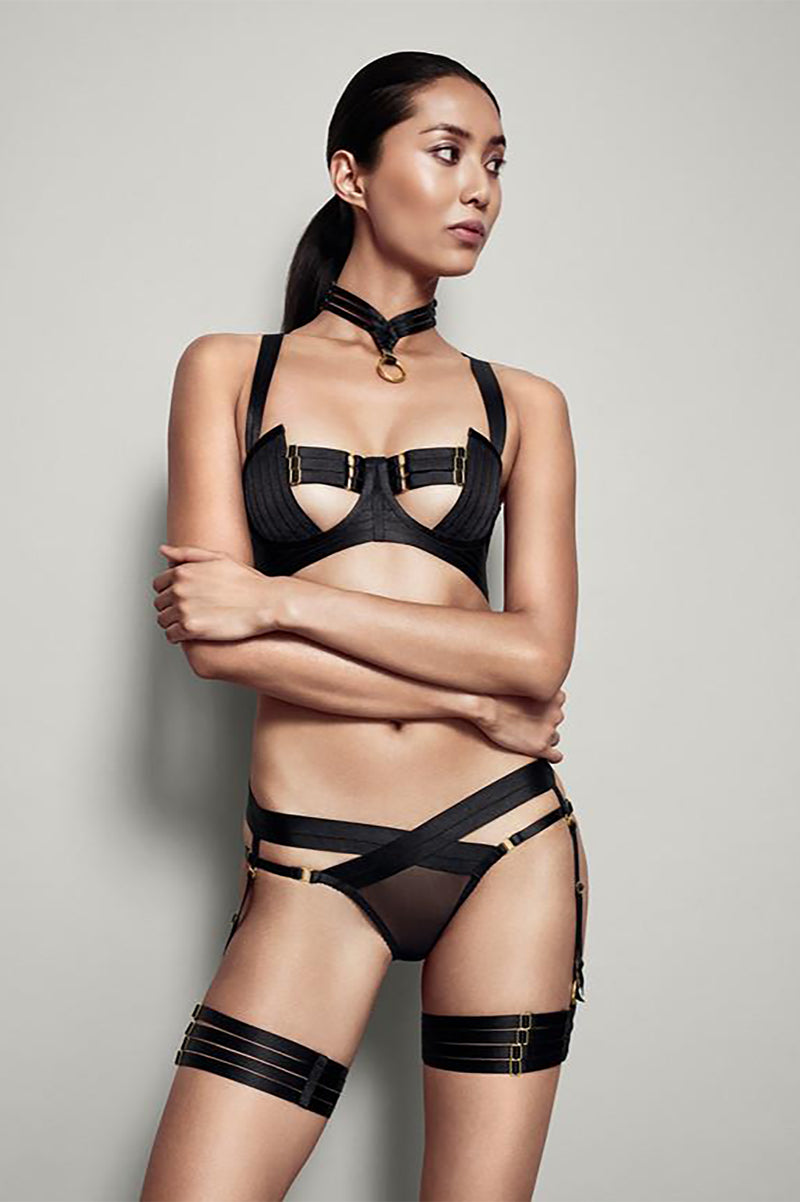Bordelle - Tomoe Harness Brief