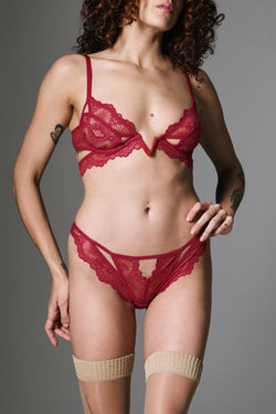 Thistle & Spire Kane Cut Out Thong