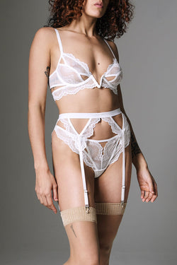 Kane Cut Out Wire Bra