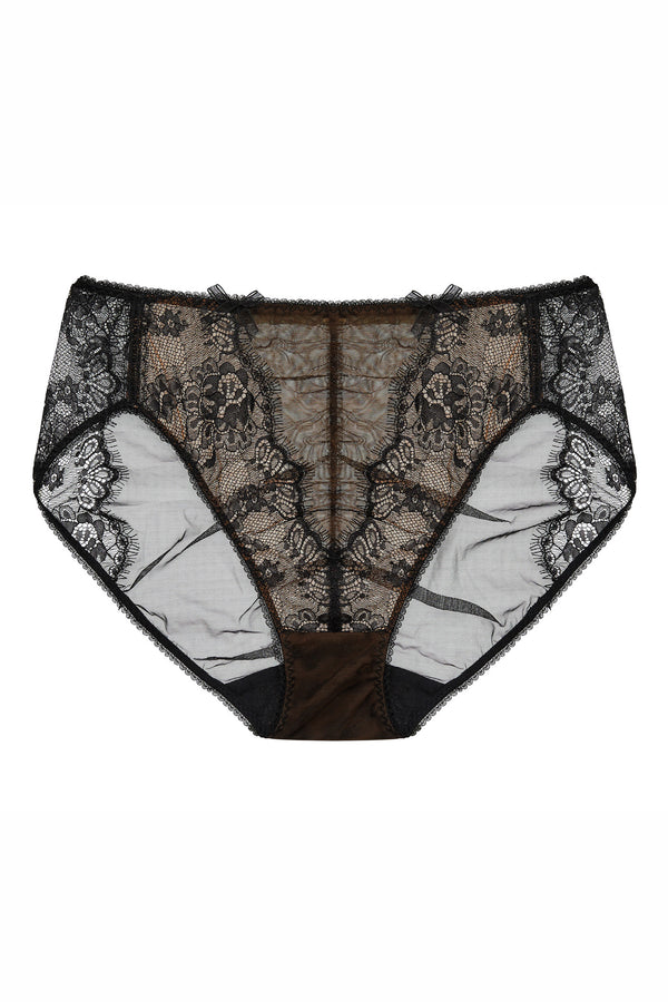 Dita Von Teese - Savoir Faire Sheer Hi Cut Brief