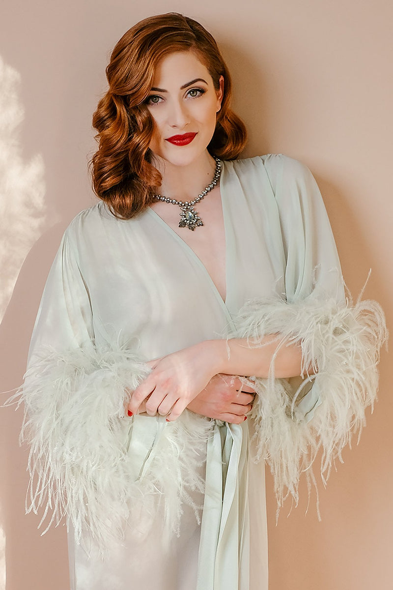 Glamour Robe - Forties Follies