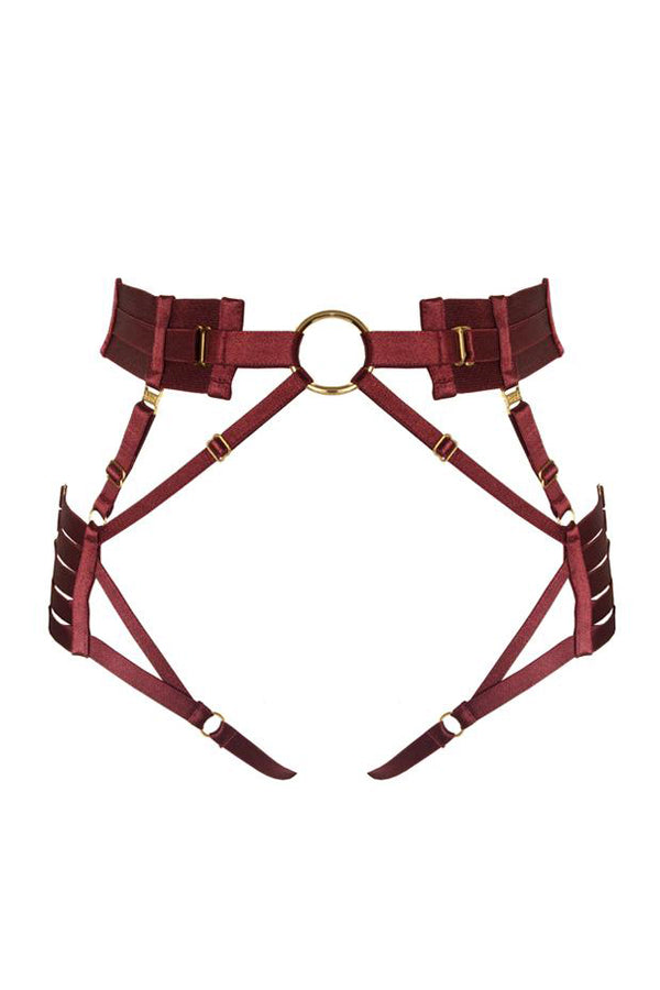 Bordelle - Kew Harness Brief