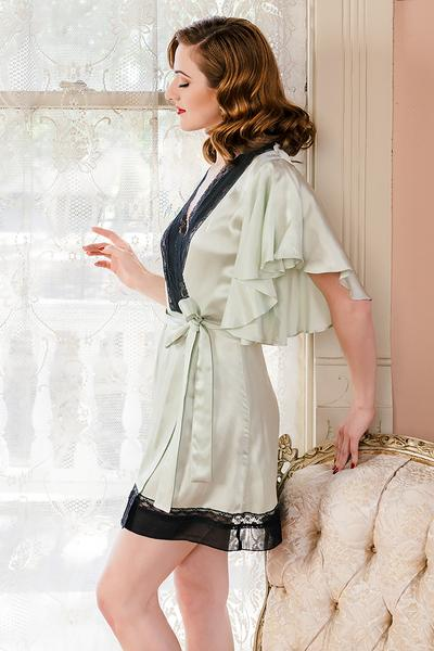 Pin Up Robe - Forties Follies