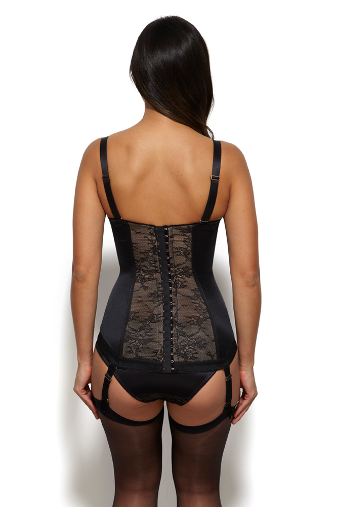 Gossard Retrolution Corset Basque