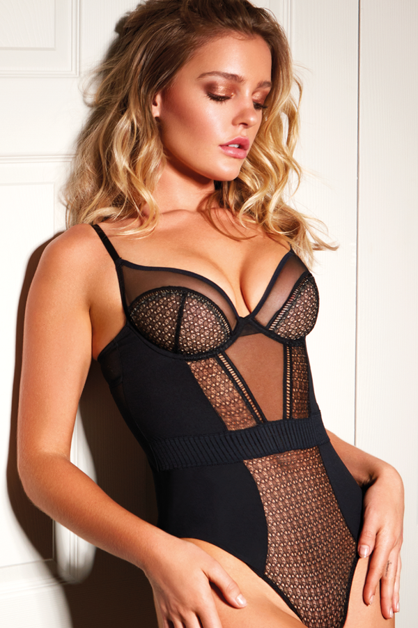 Gossard Graphic Luxe Bodysuit