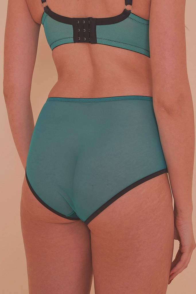 Playful Promises Ezmae High Waist Brief
