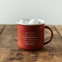 WINTER FAVORITES - MUG