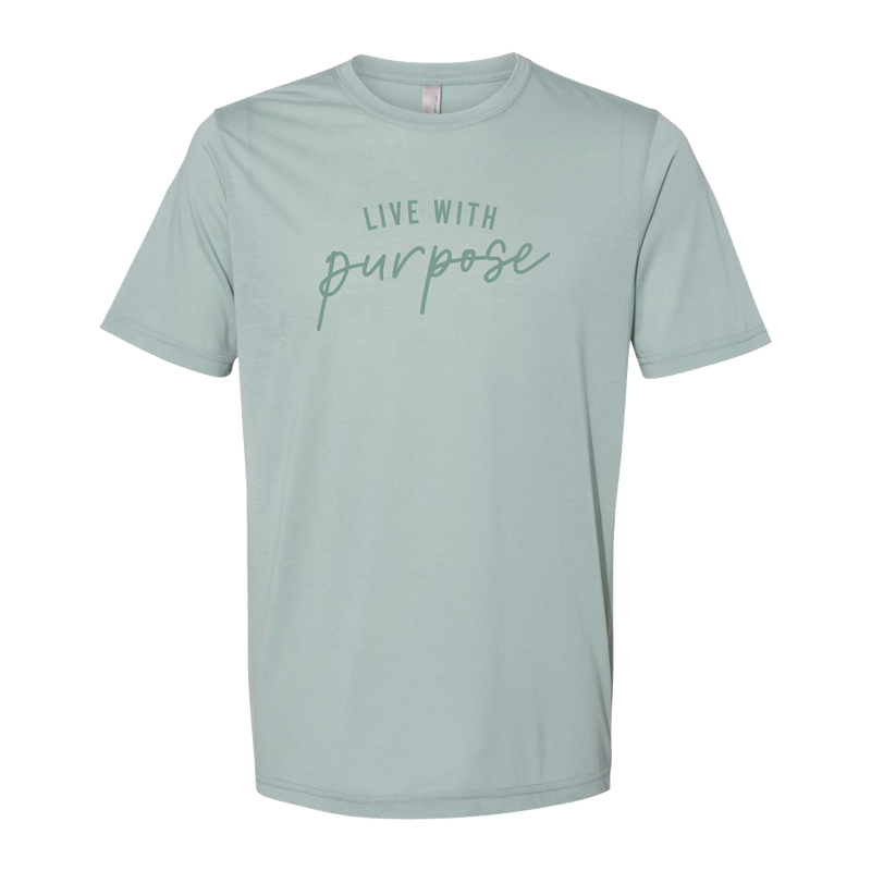 LIVE WITH PURPOSE TEE