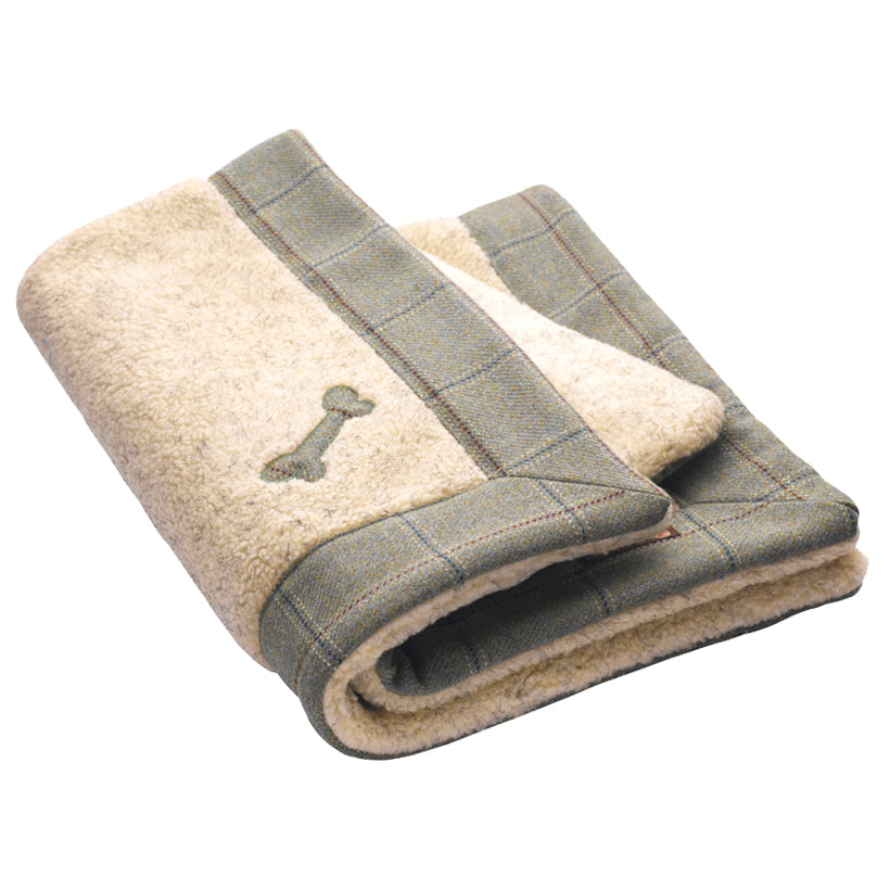 Digby Tweed Dog Blanket