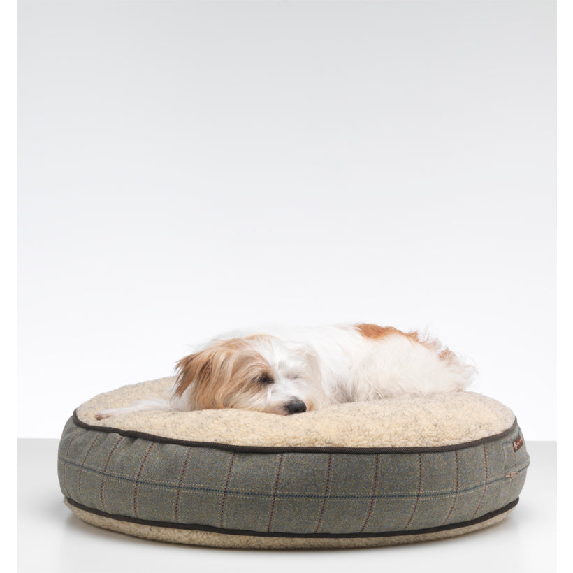 Digby Tweed Dog Bed