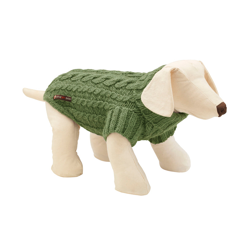 Wilmot Fern Dog Jumper